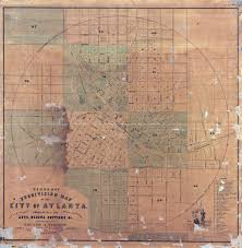 Atlanta Streetcar Map Mapping Atlanta