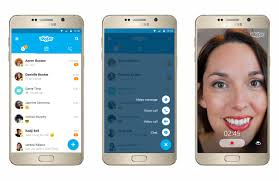 skype android app skype gives its ios and android apps a makeover techcrunch