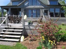 howe bay beach house pei oceanfront homeaway annandale