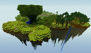 Survival Maps Floating Island Survival Minecraft Project Minecraft Maps