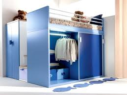 closet under bed bed with closet closet under loft bed bed closet and desk all in
