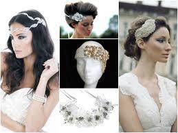 headpieces ireland coronación gloria accesorios para el cabello de novia largo