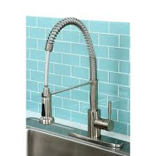 Spring Kitchen Faucet Spring Pull Down Kitchen Faucet Interior Design Ideas