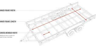 utility trailer flooring rumber materials