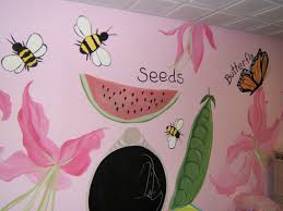 how to make walllpaper wall paintings craft tutorials and horror