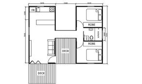 guest house floor plans 25 simple 2 bedroom guest house floor plans ideas photo house
