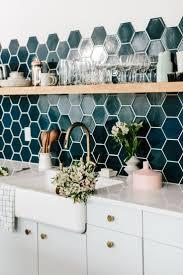 Green Tile Kitchen Backsplash Best 25 Green Tiles Ideas On Pinterest Green Kitchen Tile
