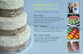 Wedding Cake Order Wedding Cakes U0026 Treats Kildare Treats