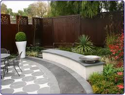patio wall design valuable 7 on home nihome