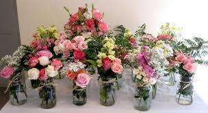 jar arrangements country flower arrangements placed about 12 jar