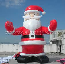 Extra Large Inflatable Christmas Decorations by Giant Inflatable Santa Claus Giant Inflatable Santa Claus