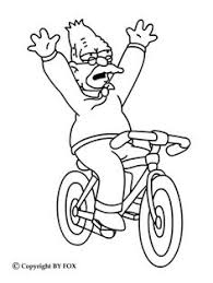 simpson coloring pages marge simpson happy simpsons coloring pages pinterest