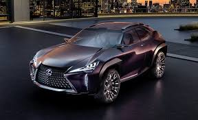 lexus vehicle models lexus ux small suv confirmed for production car and