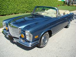 mercedes 280se coupe for sale 1971 mercedes 280se 3 5 cabriolet for sale julian
