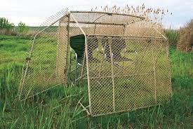 Umbrella Hunting Blinds New Waterfowl Blinds For 2014 Wildfowl