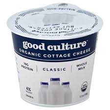 Nutrition Facts For Cottage Cheese by Cottage Cheese Organic 4 Milkfat Classic Wegmans