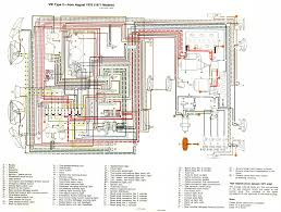 wiring diagram vw t4 fresh thesamba type 2 wiring diagrams