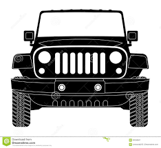 jeep grill logo vector jeep wrangler stock illustrations u2013 42 jeep wrangler stock