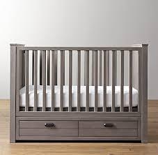 haven storage panel crib