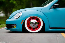 vw volkswagen beetle retro modern allie u0026 wesley u0027s vw new beetle stancenation