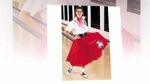 poodle skirt halloween costume poodle skirt costume ladies poodle skirt costumes youtube