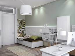 bedroom wallpaper high resolution interior design blue paint