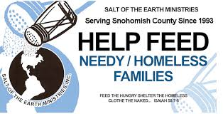 salt of the earth food bank snohomish county wa helping the