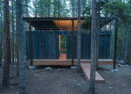 cabins inhabitat green design innovation architecture green