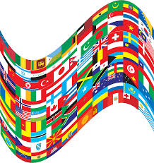 World Flag Clipart World Flags Wavy 3