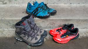 s winter hiking boots canada what s better for hiking boots vs trail runners vs approach shoes