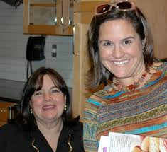 meeting ina garten the turquoise table