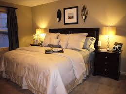 small bedroom colors and designs with elegant black bed design for