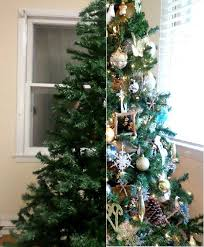 cheap christmas how to make the most of a cheap christmas tree hometalk
