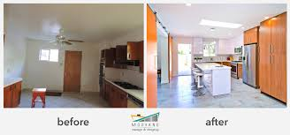 before after modiano design