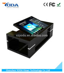 Touch Screen Conference Table Liftable Lcd Touch Screen Conference Table For Lobby Meeting Room