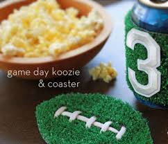 Diy Football Decorations 285 Best Football And Super Bowl Crafts Images On Pinterest