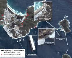 Navy Map Program New Chinese Ssbn Deploys To Hainan Island
