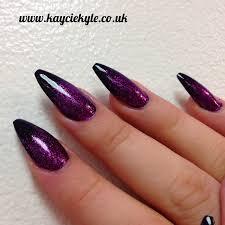 early january nails kaycie kyle