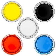 amazon com 1 one shot 5 color lettering enamel pinstripe paint