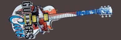 guitar ornaments axe heaven miniature guitars