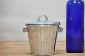 Tall Galvanized Planter by Small Galvanized Buckets Small Tin Buckets Bucket Outlet