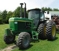 john deere 4430 tractor item k5936 sold july 26 ag equi