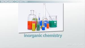 what is inorganic chemistry definition impact factor