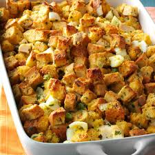 bread dressing recipes for thanksgiving corn bread stuffing recipe taste of home