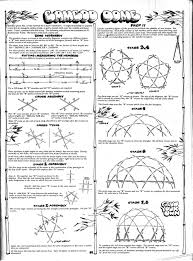 geodesic dome floor plans bamboo geodesic dome a first and third world solution changemakers