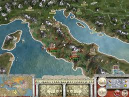 Map Rome Campaign Map Image Classical Age Total War Mod For Rome Total