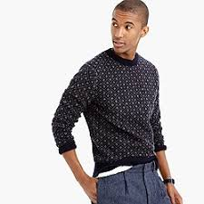 lambswool sweater in nordic grid clothes pinterest half zip