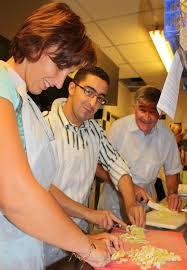 cours de cuisine lomme cours de cuisine à l institut pasteur de lille les chefs en nord