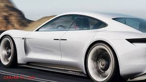 New Porsche Mission E Interior 2017 Commercial Porsche Electric