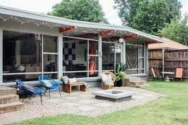 Backyard Patio Images Rachel U0027s Backyard Patio Now 100x Better Than Before Apartment